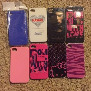 Accessories - iPhone 4 cases